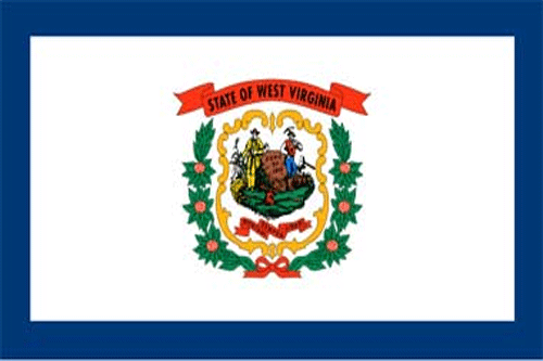 [Image of The West Virginia State Flag]