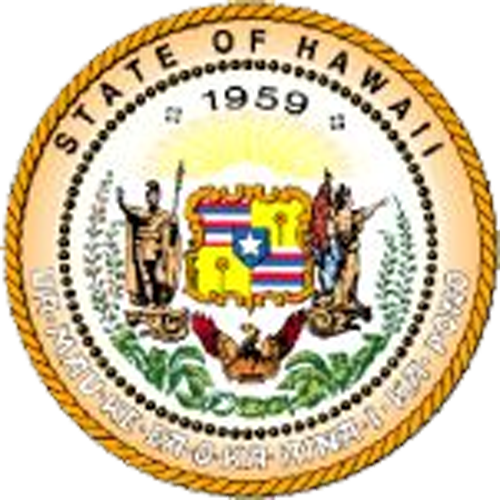 [Image of The Hawaii State Seal]