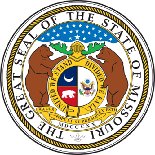 [Image of The Missouri State Seal]