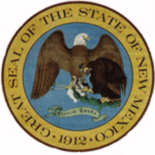 [Image of The New Mexico State Seal]