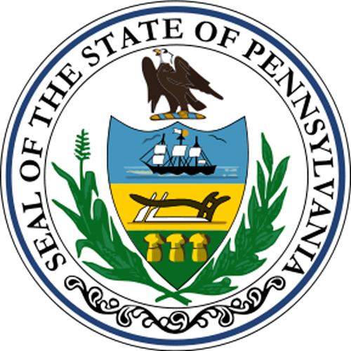 [Image of The Pennsylvania State Seal]
