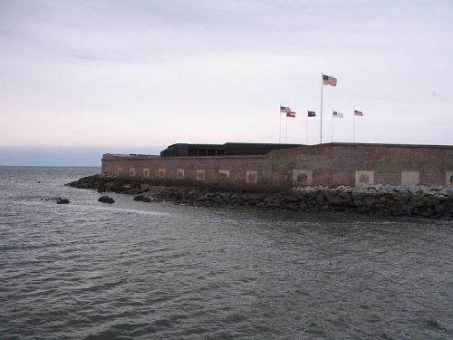 Modern Day Fort Sumter