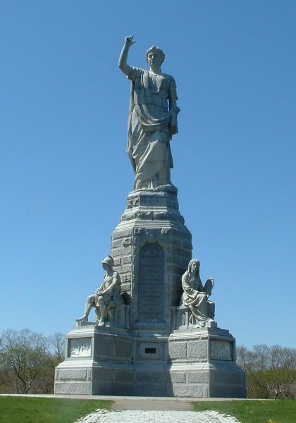 Forefathers Monument 1
