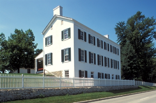 Huddleston Farmhouse